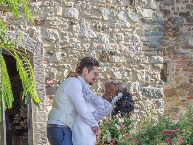 Il matrimonio di Jared e Petra a Prato, Prato 135