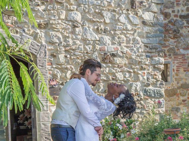 Il matrimonio di Jared e Petra a Prato, Prato 136
