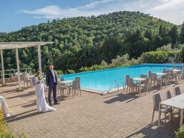 Il matrimonio di Jared e Petra a Prato, Prato 138