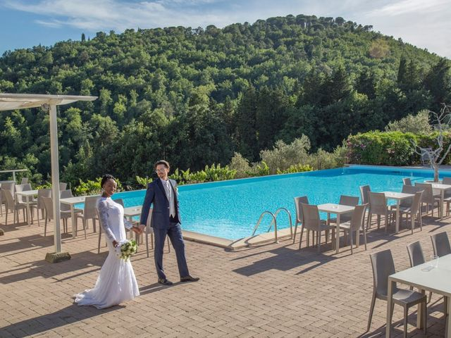 Il matrimonio di Jared e Petra a Prato, Prato 139