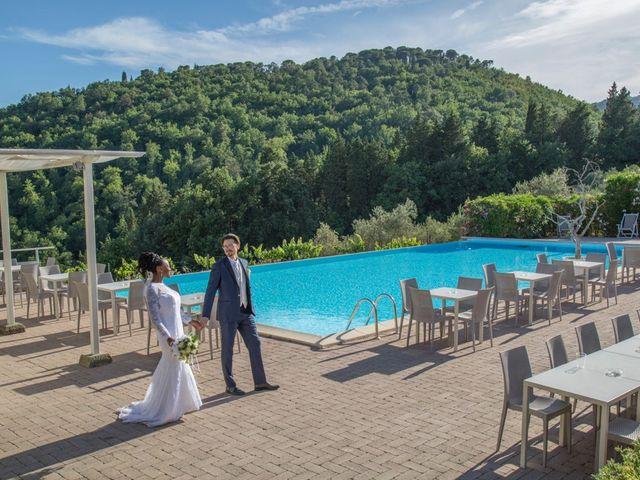Il matrimonio di Jared e Petra a Prato, Prato 140