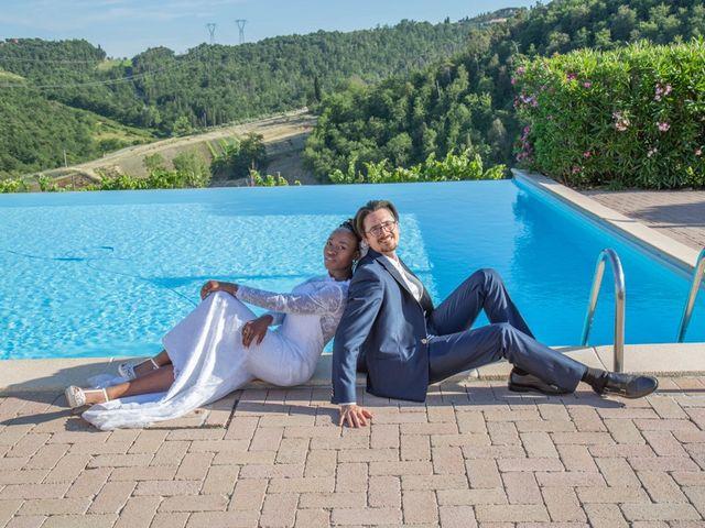 Il matrimonio di Jared e Petra a Prato, Prato 147
