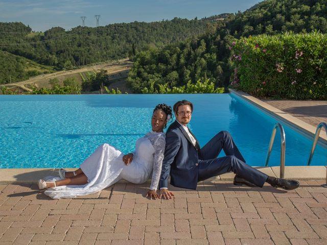 Il matrimonio di Jared e Petra a Prato, Prato 148