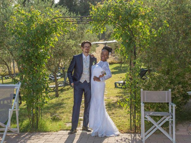 Il matrimonio di Jared e Petra a Prato, Prato 152