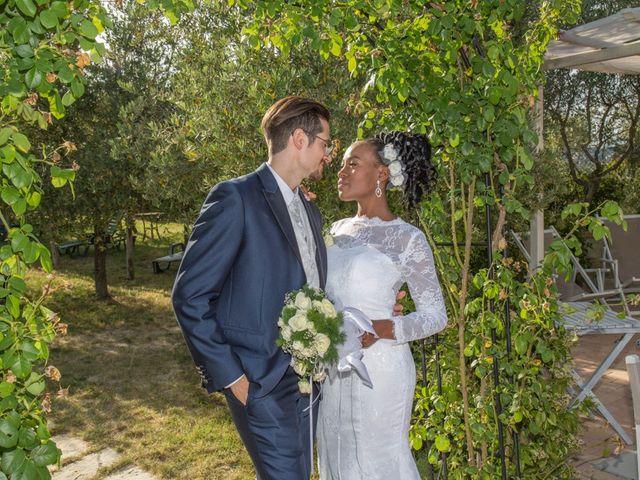 Il matrimonio di Jared e Petra a Prato, Prato 155