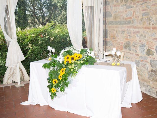 Il matrimonio di Jared e Petra a Prato, Prato 156