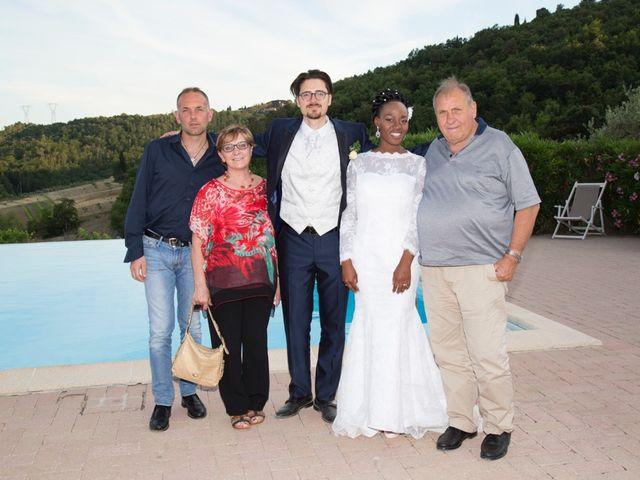 Il matrimonio di Jared e Petra a Prato, Prato 168
