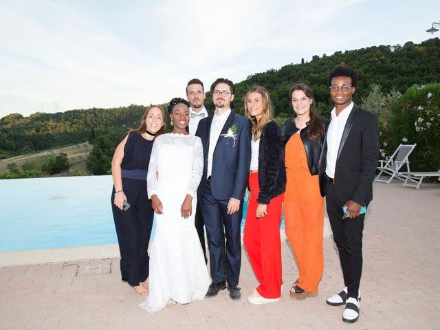 Il matrimonio di Jared e Petra a Prato, Prato 171