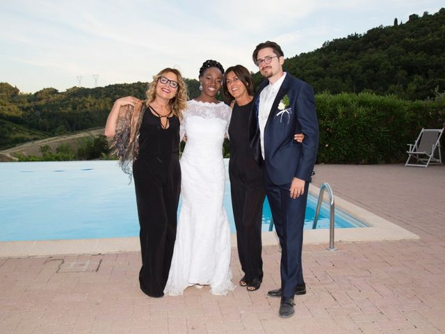 Il matrimonio di Jared e Petra a Prato, Prato 174