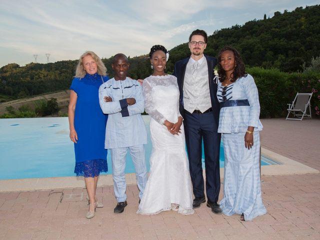Il matrimonio di Jared e Petra a Prato, Prato 175