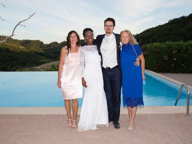 Il matrimonio di Jared e Petra a Prato, Prato 177