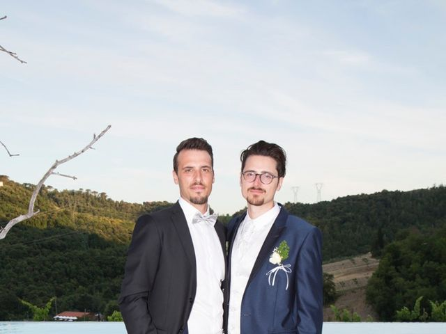 Il matrimonio di Jared e Petra a Prato, Prato 178