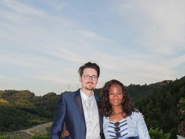 Il matrimonio di Jared e Petra a Prato, Prato 179