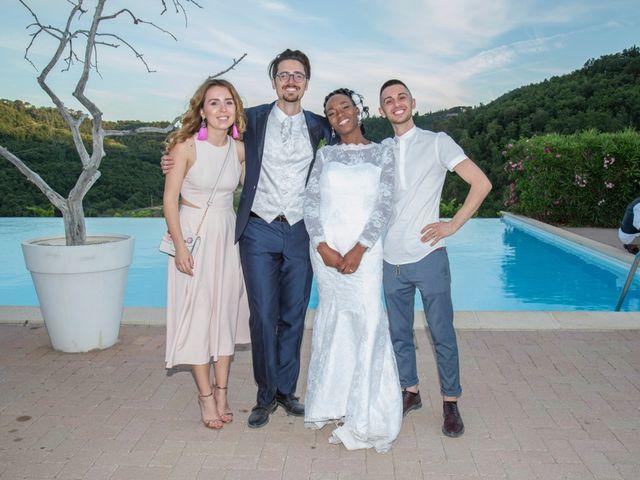 Il matrimonio di Jared e Petra a Prato, Prato 183