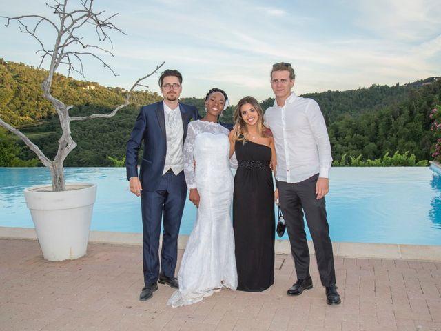Il matrimonio di Jared e Petra a Prato, Prato 185
