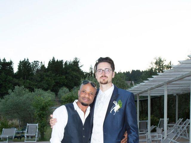Il matrimonio di Jared e Petra a Prato, Prato 187
