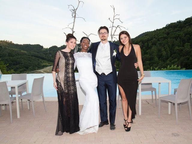 Il matrimonio di Jared e Petra a Prato, Prato 189