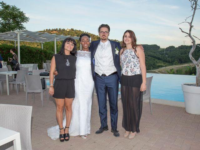 Il matrimonio di Jared e Petra a Prato, Prato 190