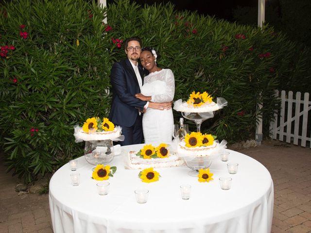 Il matrimonio di Jared e Petra a Prato, Prato 203
