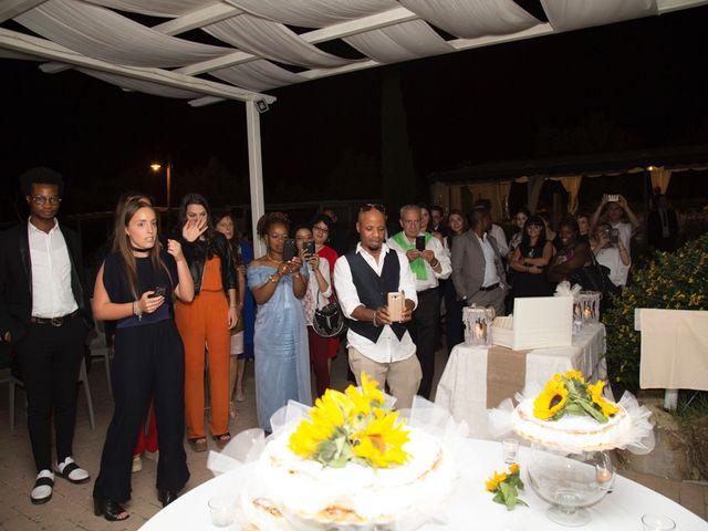 Il matrimonio di Jared e Petra a Prato, Prato 206
