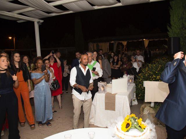 Il matrimonio di Jared e Petra a Prato, Prato 208
