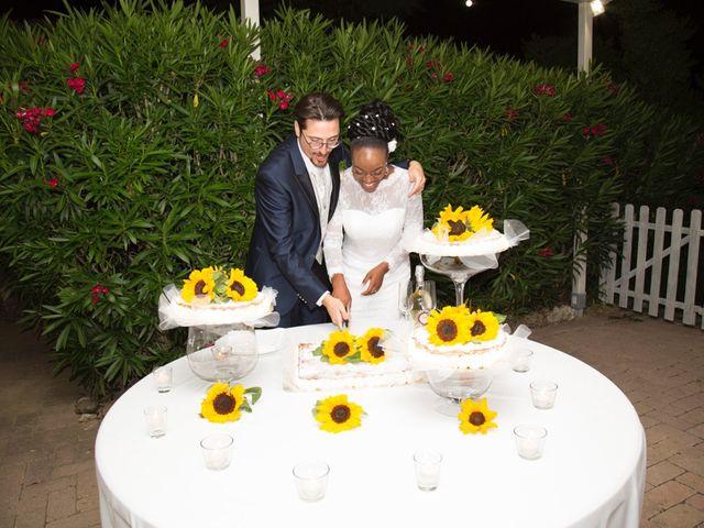 Il matrimonio di Jared e Petra a Prato, Prato 210