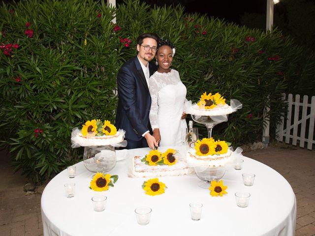 Il matrimonio di Jared e Petra a Prato, Prato 213