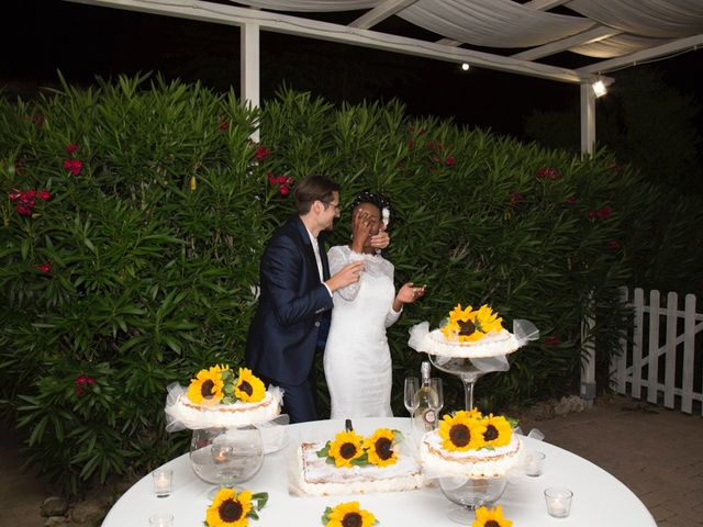 Il matrimonio di Jared e Petra a Prato, Prato 214