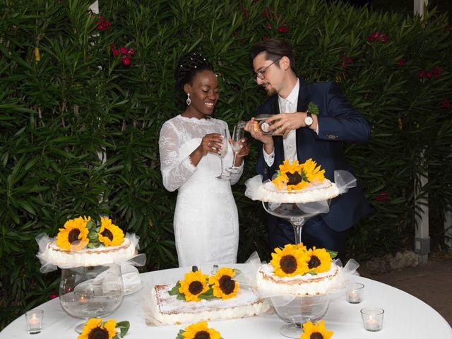 Il matrimonio di Jared e Petra a Prato, Prato 216