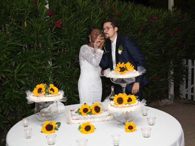Il matrimonio di Jared e Petra a Prato, Prato 217