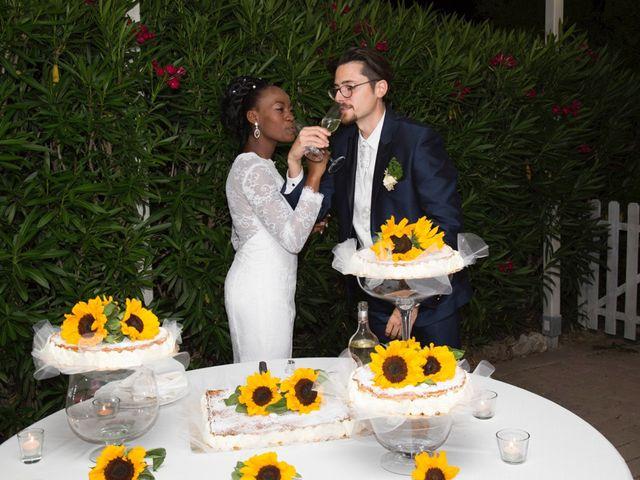 Il matrimonio di Jared e Petra a Prato, Prato 218