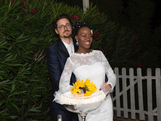 Il matrimonio di Jared e Petra a Prato, Prato 220