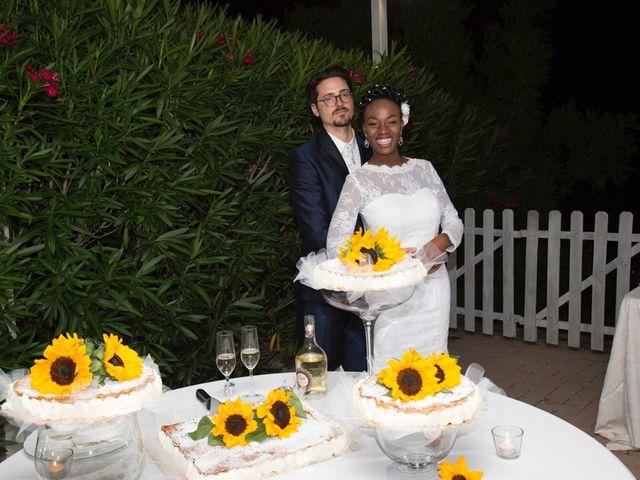 Il matrimonio di Jared e Petra a Prato, Prato 221