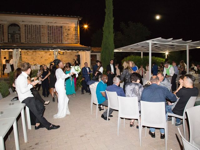 Il matrimonio di Jared e Petra a Prato, Prato 225