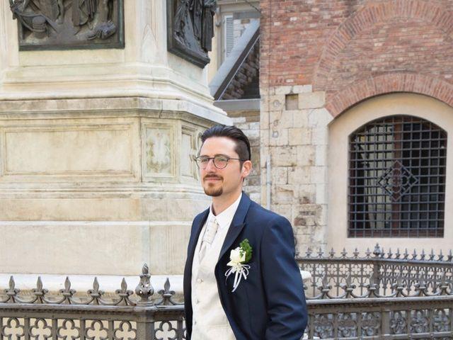 Il matrimonio di Jared e Petra a Prato, Prato 277