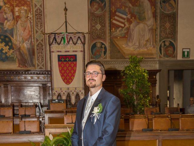 Il matrimonio di Jared e Petra a Prato, Prato 279