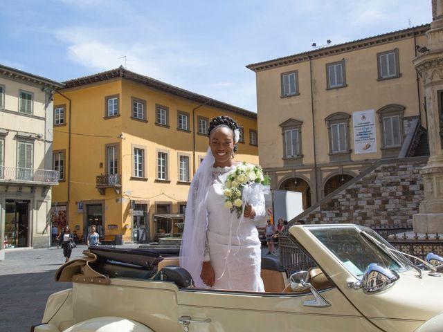 Il matrimonio di Jared e Petra a Prato, Prato 285