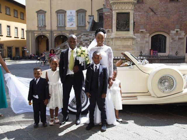 Il matrimonio di Jared e Petra a Prato, Prato 286