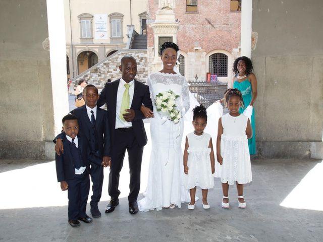Il matrimonio di Jared e Petra a Prato, Prato 287