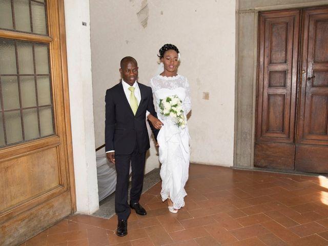Il matrimonio di Jared e Petra a Prato, Prato 291