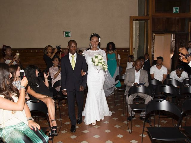 Il matrimonio di Jared e Petra a Prato, Prato 293