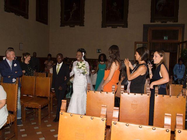 Il matrimonio di Jared e Petra a Prato, Prato 294