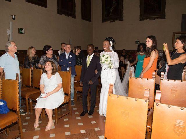 Il matrimonio di Jared e Petra a Prato, Prato 295