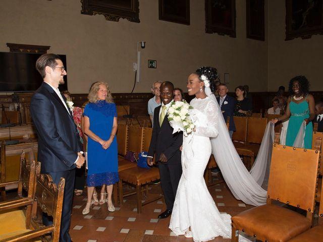 Il matrimonio di Jared e Petra a Prato, Prato 296