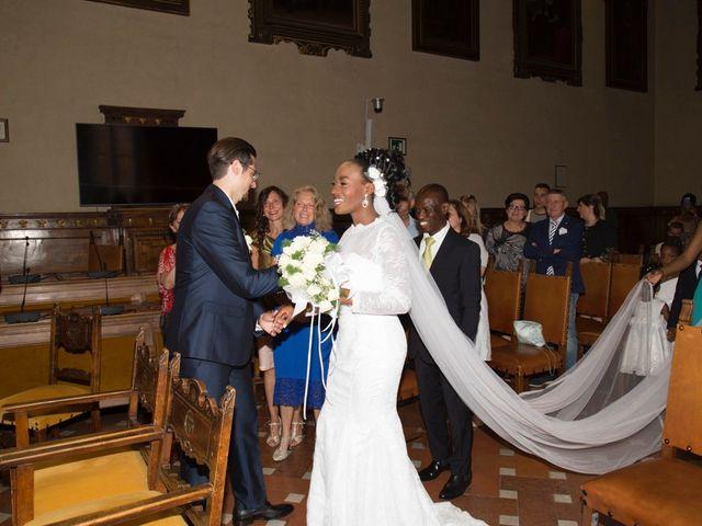Il matrimonio di Jared e Petra a Prato, Prato 297