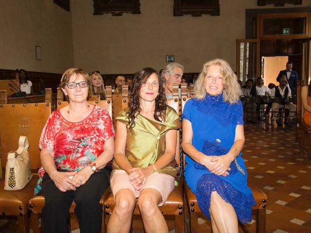 Il matrimonio di Jared e Petra a Prato, Prato 300
