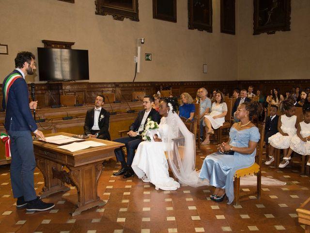 Il matrimonio di Jared e Petra a Prato, Prato 306