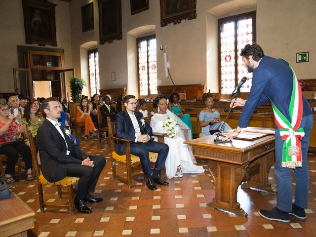 Il matrimonio di Jared e Petra a Prato, Prato 307