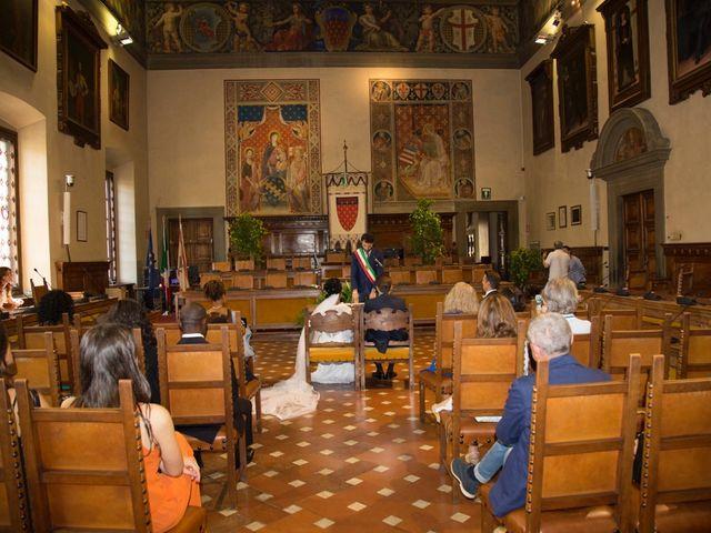 Il matrimonio di Jared e Petra a Prato, Prato 309