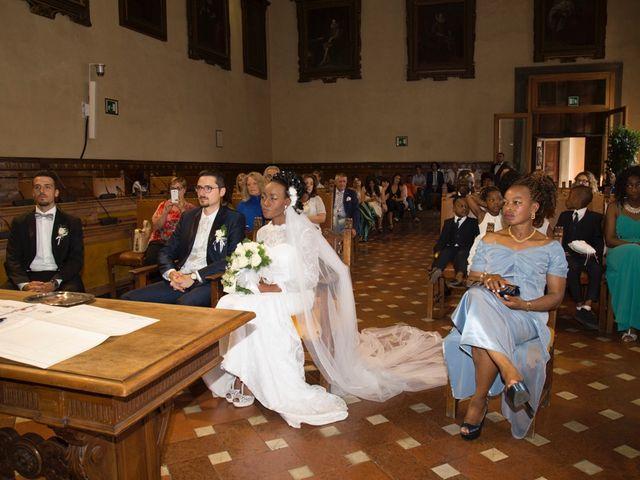 Il matrimonio di Jared e Petra a Prato, Prato 310